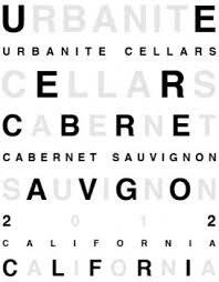 Urbanite Cellars Cabernet Sauvignon 2012