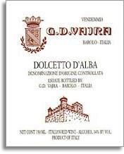 Vajra Dolcetto d'Alba 2011