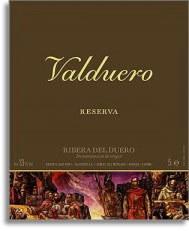 Valduero Reserva Ribera del Duero 2007