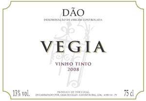 Vegia Vinho Tinto 2008