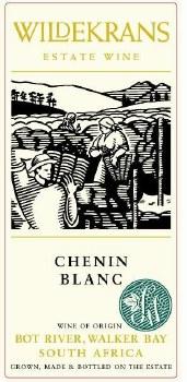 Wildekrans Chenin Blanc 2010