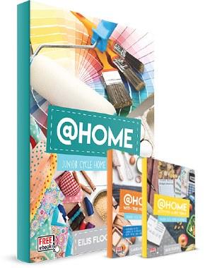 @HOME Junior Cert Home Economics Set Educate