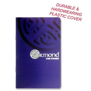 Notebook 100 page Plastic Cover
