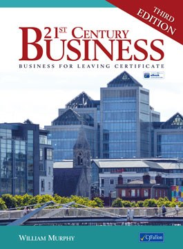 21st Century Business for Leaving Cert Third Edition Pack CJ Fallon