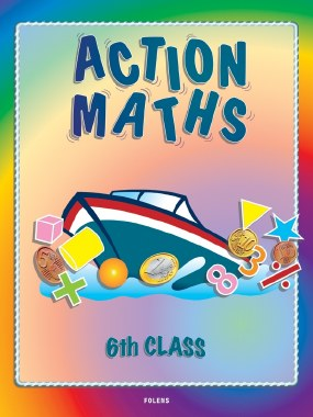 Action Maths 6th Class Folens