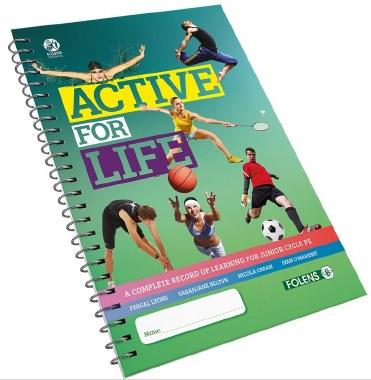 Active For Life Junior Cert PE Student Book Folens
