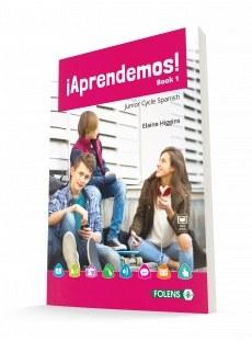 Aprendemos! Book 1 Junior Cert Spanish with free eBook Folens