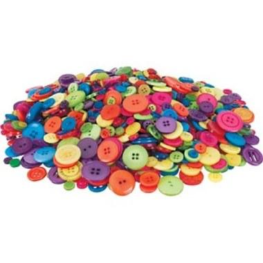 Buttons Assorted 450g