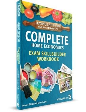 Complete Home Economics Exam Skillbuilder Workbook Educate