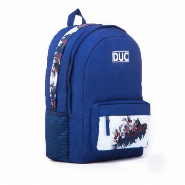 DUC School Bag BB Neon Nights with Laptop Compartment 32 Litres