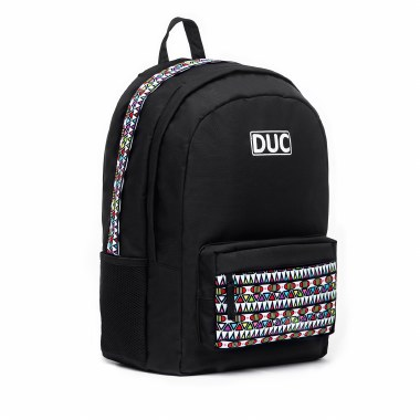 DUC School Bag BB Tribal with Laptop Compartment 32 Litres