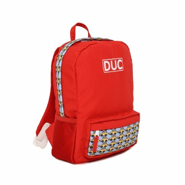 DUC Junior School Bag Cars 11 Litres