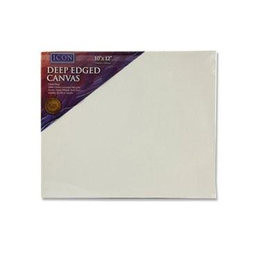 Icon Deep Canvas Board 10 inch by 12 inch