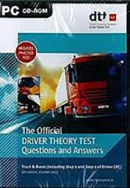 The Official Driver Theory Test CD Questions and Answers for Trucks and Buses