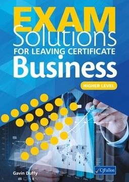 Exam Solutions Business CJ Fallon