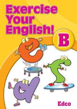 Exercise Your English B Senior Infants Ed Co