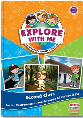 Explore With Me 2nd Class Ed Co