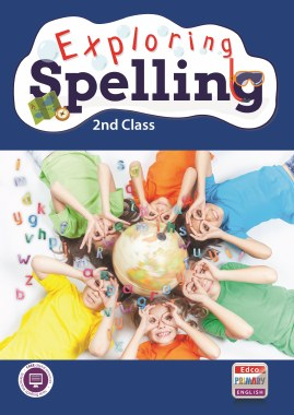 Exploring Spelling 2nd Class Ed Co