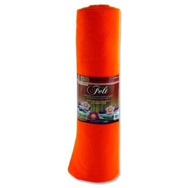 Felt Roll 45cm x 5m Orange Icon