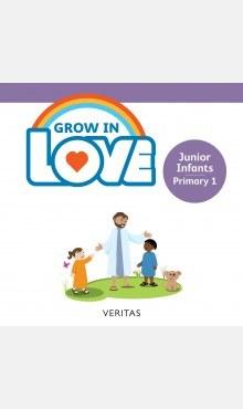 Grow in Love Junior Infants Double CD