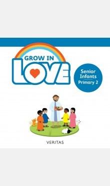 Grow in Love Senior Infants Double CD