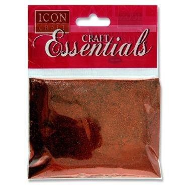 Essentials Glitter Pack Red 25g
