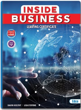 Inside Business Leaving Cert Business with free eBook Ed Co