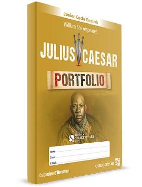Julius Caesar Portfolio Book ONLY Educate