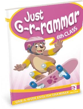 Just Grammar 6th Class Educate