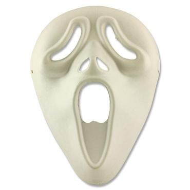 Single Scream Mask