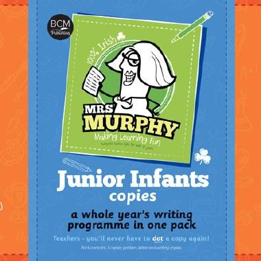 Mrs Murphy's Copies Junior Infants