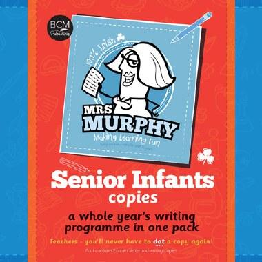 Mrs Murphy's Copies Senior Infants