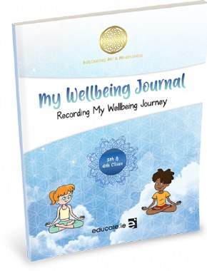 My Wellbeing Journal 5th & 6th Class Edcuate