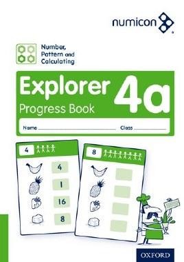 Numicon NPC 4 Exp Progress A
