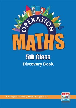 Operation Maths 5 Discovery Book with Assessment Bundle Ed Co