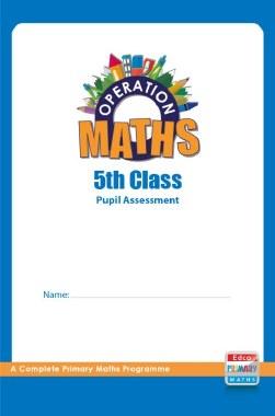 Operation Maths 5 Assessment Book Ed Co