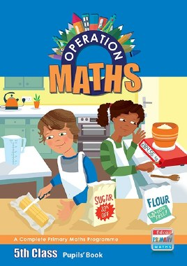 Operation Maths 5 Pupil Book Only Ed Co