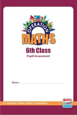 Operation Maths 6 Assessment Book Ed Co