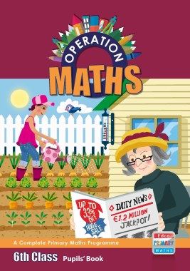 Operation Maths 6 Pupil Book Only Ed Co