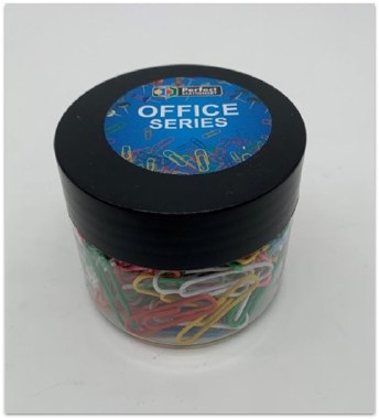 Paper Clips 33mm Colour Perfect Stationery
