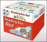Literacy Support Reading box Red reading age 7-13