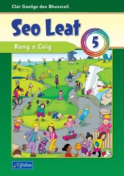 Seo Leat 5 CJ Fallon