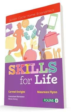 Skills For Life Set Junior Cert Home Economics with free eBook Folens
