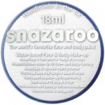 Snazaroo Face Paint  White 18ml