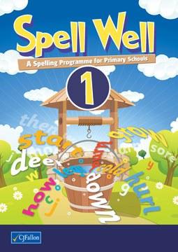 Spell Well Book 1 CJ Fallon