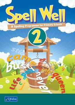 Spell Well Book 2 CJ Fallon