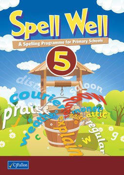 Spell Well Book 5 CJ Fallon
