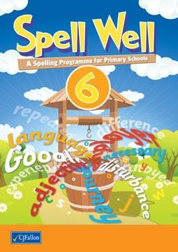 Spell Well Book 6 CJ Fallon