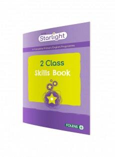 Starlight Skills Book 2nd Class Folens