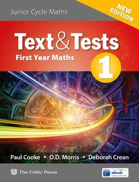 Text and Tests 1 New Edition Celtic Press